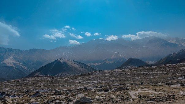 Leh, Ladakh, Kashmir, India, Travel, Nature, Landscape