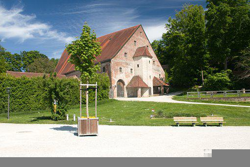 Landshut, Trausnitz Castle, Germany, Middle Ages