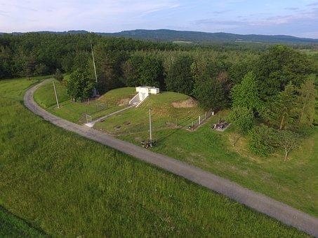 Field, Road, Rural, Farm, Meadow, Countryside, Village