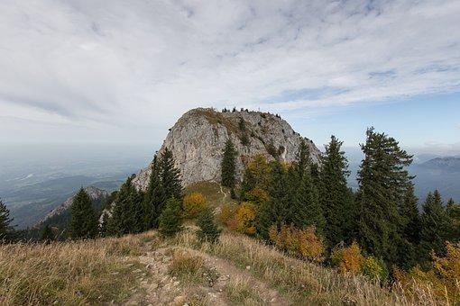Heuberg, Mountain Summit, Panorama, Landscape, Nature