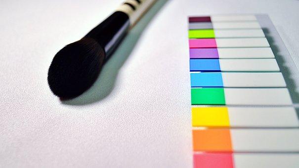 Page Marker, Paper, Brush, Canvas, Pattern, Design, Art