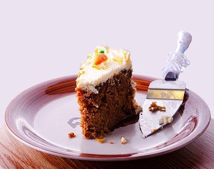 Cake, Carrot, Carrot Cake, Food, Sweet, Delicious, Bake