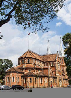 Church, Notre-dame, Architecture, Building
