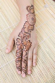 Mehndi, Henna, Tattoo, Bride, Fashion, Design, Culture
