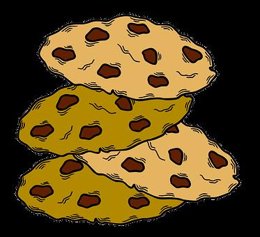 Cookies, Biscuits, Dessert, Pastry, Sweet, Bake