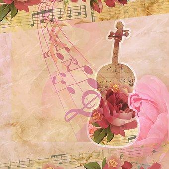 Background, Cd Cover, Digital Art, Illustration