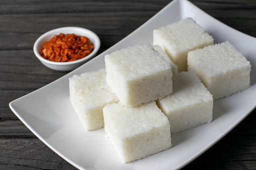 Kiribath, Dish, Food, Milk Rice, Sri Lankan, Cuisine