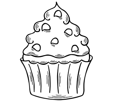 Cupcake, Dessert, Pastry, Sweet, Bake, Candy Store