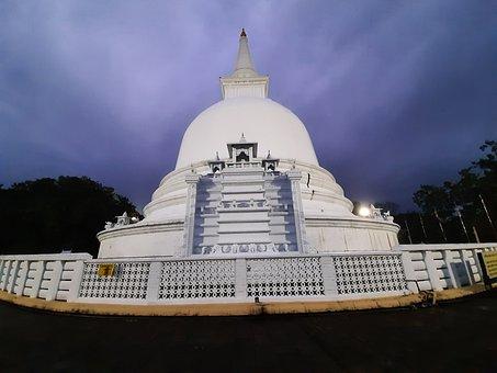 Stupa, Temple, Buddhism, Buddhist Temple, Architecture
