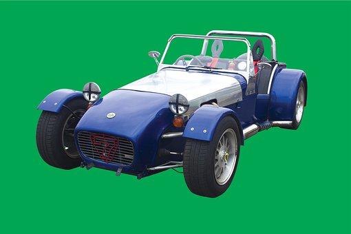 Car, Lotus, Vintage, Auto, Automobile, Automotive