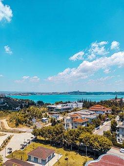 Cukurova, City, Landscape, Uai, Turkey, Adana Houses