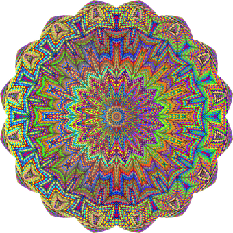 Mandala, Decor, Decorative, Decoration, Ornamental