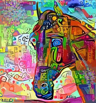 Horse, Mammal, Farm, Equestrian, Domestic, Stallion