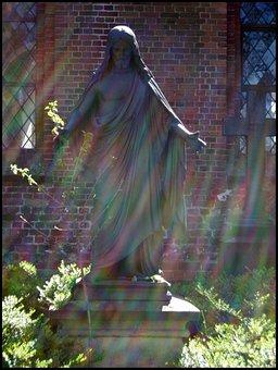Photo, Jesus, Statue, Church, Art, Christ, Spirituality