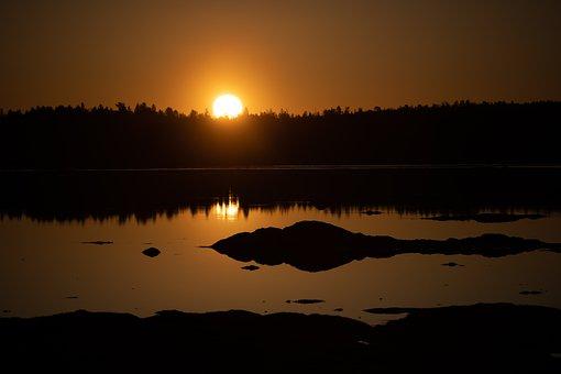 Sunrise, Sky, Nature, Landscape, Sunset, Travel