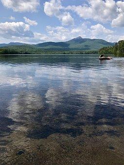 Mountain, New Hampshire, Vacation, Scenery, Landscape