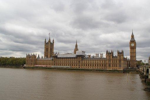 London, England, Architecture, Uk, City, River, Bridge