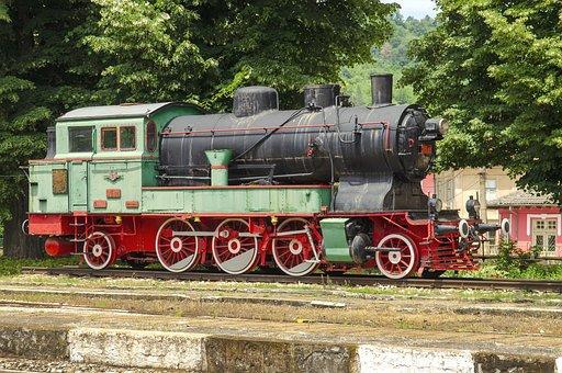 Locomotive, Steam Locomotive, Train, Railway, Engine