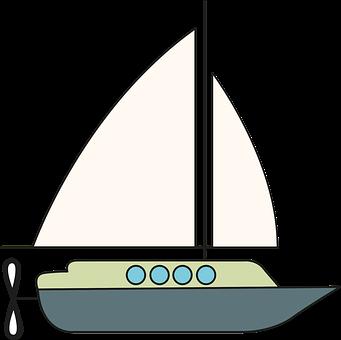 Sailboat, Ship, Boat, Sailing, Yacht, Travel, Transport