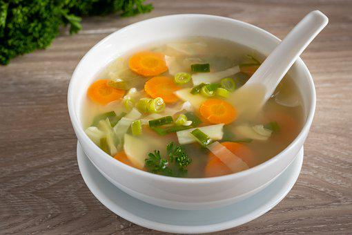Vegetable, Soup, Bowl, Soup Bowl, Vegetable Soup