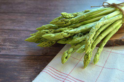 Asparagus, Vegetable, Food, Green Asparagus