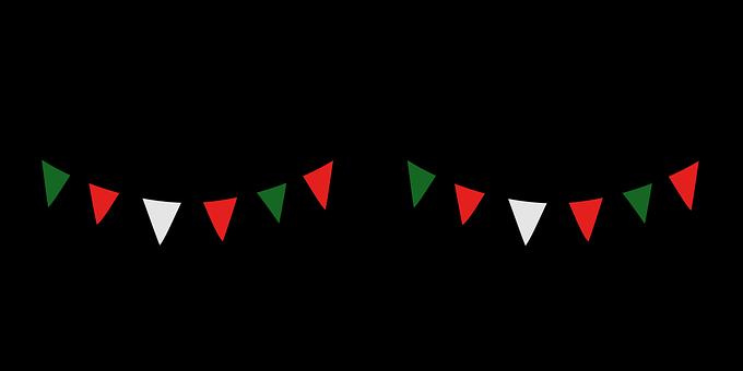 Bunting, Festive, Decoration, Party, Celebration
