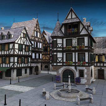 Historic Center, Historically, Middle Ages