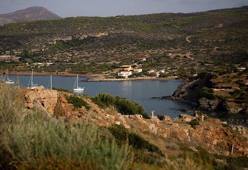 Greece, Athens, Rhodes, Vacation, Sea, Ocean, Yachts