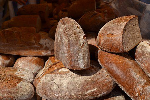 Bread, Loaves, Bakery, Artisan, Crust, Loaves Of Bread