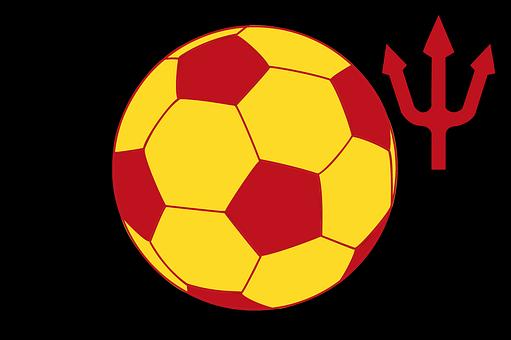 Football, Belgium, Flag, Sports, Championship