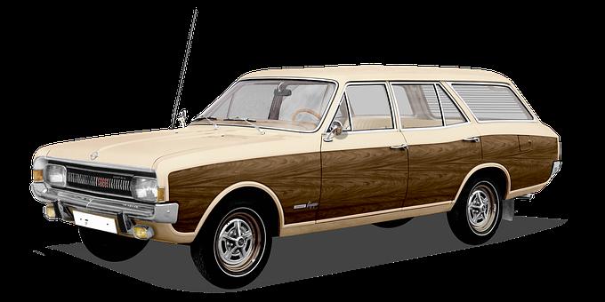 Opel Commodore A, Voyage, Caravan, Combi, Born In 1971