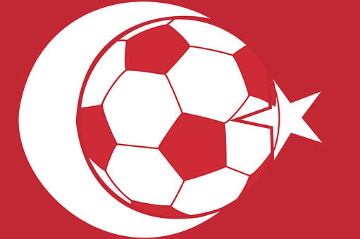 Football, Turkey, Flag, Sports, Championship
