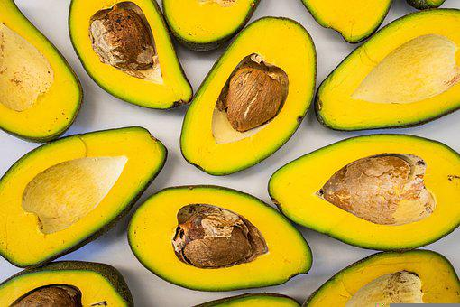 Avocados, Fruits, Seeds, Food, Healthy