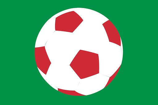 Football, Sports, Ball, Ball Sport, Icon, Digital Art