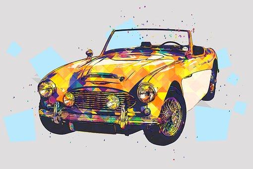 Austin-healey, Automobile, Automotive, Vehicle