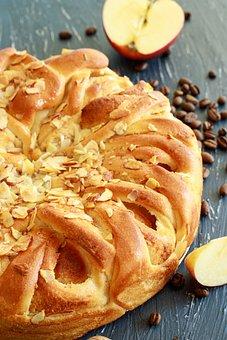 Apple Pie, Apple, Pastry, Pie, Cake, Dessert, Baked