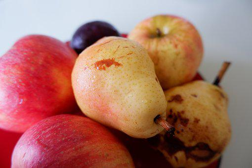 Pears, Apples, Produce, Nutrition, Fruits, Harvest