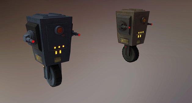 Technology, Cyber, Robots, Bots, Futuristic, Warbots