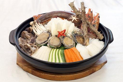 Stew, Abalone, Food, Seafood, Cooking, Restaurant