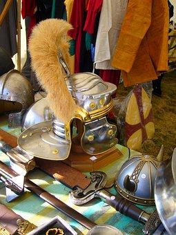 Roman Helmet, History, Historical, Galea, Ancient