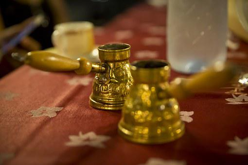 Arabic, Arabian, Coffee, Turkish, Taste, Brass, Pot