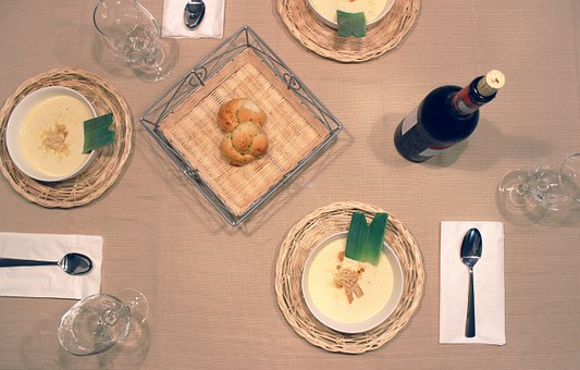 Wine, Cream Cheese, Food, Soup, Cooking, Cream, Menu
