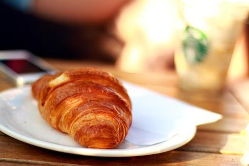 Croissant, Puff Paste, Flaky Pastry, Puff Pastry