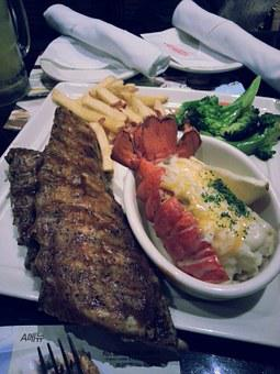 Lobster, Fish, Grilled, Food, Seafood, Sea, Fresh