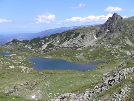 Lake, Bulgaria, Mountain, Rila, Seven, Nature