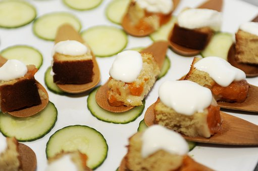 Finger Food, Cucumber, Desert, Snack, Fresh, Meal