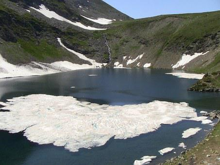 Lake, Bulgaria, Mountain, Rila, Seven, Nature