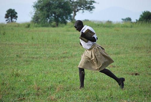 African, Student, Runn, Young, Education, Running