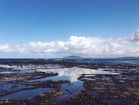 Landscape, Australia, Seven Miles Beach, Gerroa, Sea