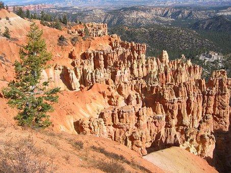 Bryce Canyon, Seven Dwarfs, Nature